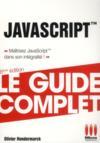 Javascript (6e édition)