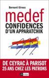Medef ; confidences d