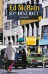 87e district t.4 ; intégrale