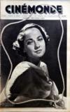 Cinemonde N°385 du 05/03/1936