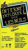Internet Explorer 4 Pour Les Nuls Micro Reference