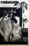 Cinemonde N°403 du 09/07/1936