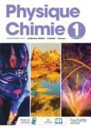 Physique/chimie ; 1re ; livre de l
