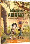 Mission animaux t.1 ; SOS éléphants en détresse