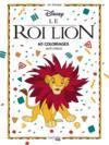 Le Roi Lion ; grand bloc coloriages (classique)