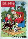 Fillette N°455 du 07/04/1955