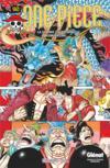 One Piece T.92 ; la grande corutisane Komurasaki