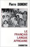 Le français langue africaine