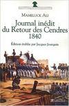 Journal Inedit Du Voyage De Saint-Helene