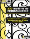 230 Modeles De Ferronerie