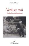 Verdi et moi ; variations thématiques