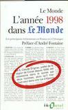 L'Annee 1998 Dans Le Monde