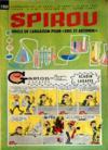 Spirou N°1263 du 28/06/1962