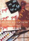 Decors Au Pochoir