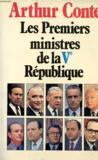 Premiers Ministres De La