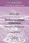 Interfaces Graphiques Ergonomiques Conception Et Modelisation