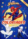 Mes coloriages ; spider-man ; mes coloriages