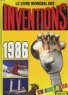 Le Livre Mondial Des Inventions 1986.