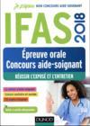 Je prépare ; IFAS ; réussir l
