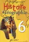 Histoire geographie 6e eleve