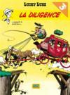 Lucky luke - tome 1 - la diligence - ope ete 2018