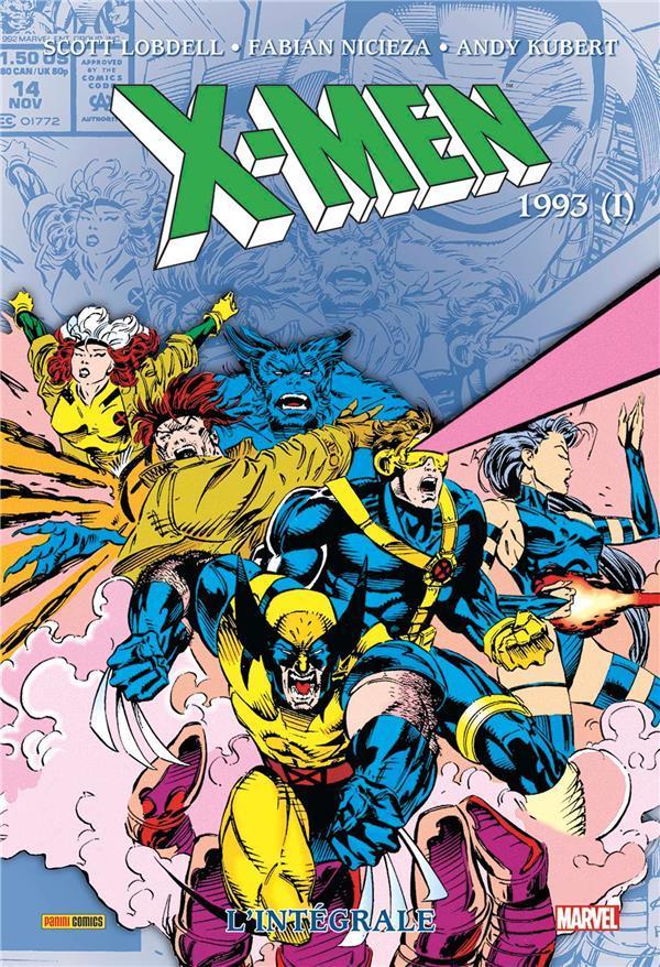 X-Men ; INTEGRALE VOL.32 ; 1993 t.1