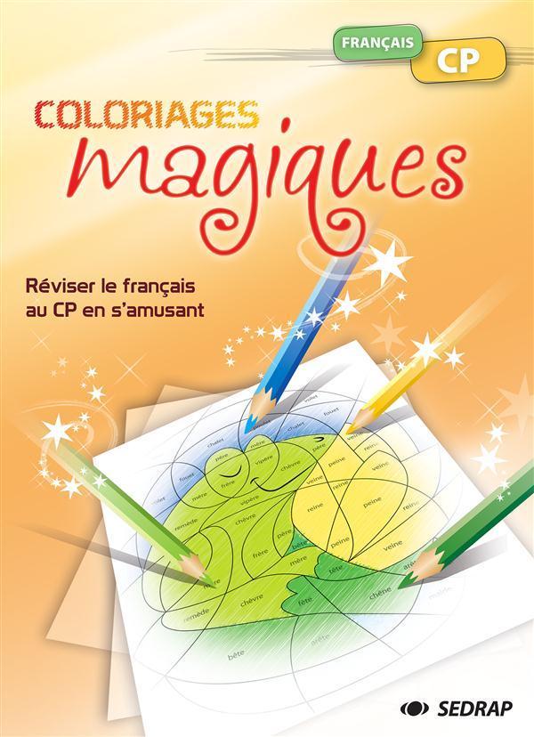 Coloriages Magiques Francais Cp Fichier Lamotte M Laure