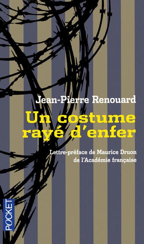 Un costume rayé d'enfer - Jean-Pierre Renouard