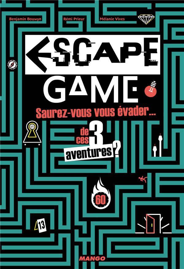 Escape Game Saurez Vous Vous Evader Benjamin Bouwyn