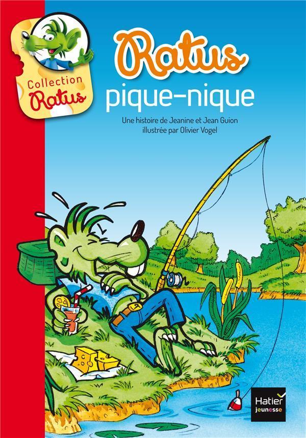 Ratus Pique Nique Olivier Vogel Jean Guion Jeanine Guion