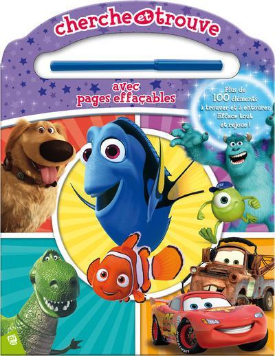 Cherche Et Trouve Disney Pixar Cherche Et Trouve Magique