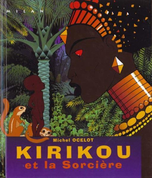 Kirikou Et La Sorciere - Michel Ocelot - Livre - France Loisirs