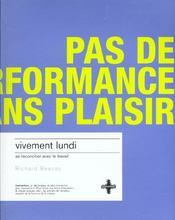 Vivement Lundi - Intérieur - Format classique