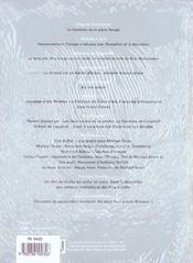 Revue Cinema T.11 - 4ème de couverture - Format classique