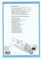 Recueil Spirou N.267 - 4ème de couverture - Format classique