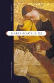 Marie-madeleine - Couverture - Format classique