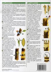 Petit Guide T.171 ; Le Jardinage T.2 ; Semis, Boutures, Greffes - 4ème de couverture - Format classique