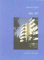 Bât. B2 - Intérieur - Format classique
