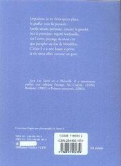 Bât. B2 - 4ème de couverture - Format classique