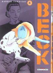 Beck t.4 - Intérieur - Format classique
