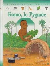Komo, le Pygmée - Couverture - Format classique