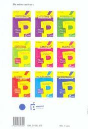 Macro-eco ii : islm en eco ouverte - 4ème de couverture - Format classique