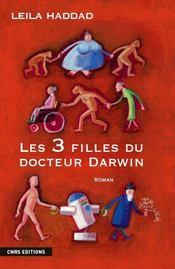 Les 3 filles du Docteur Darwin - Couverture - Format classique