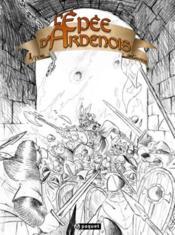 L'épée d'Ardenois t.2 ; la prophétie - Couverture - Format classique