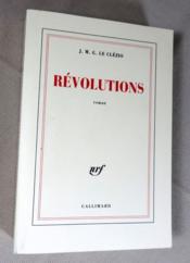 Révolutions. - Couverture - Format classique