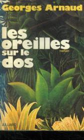 Les Oreilles Sur Le Dos. - Couverture - Format classique