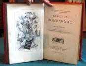 Claudius Bombarnac. Le Chateau des Carpathes. (Portrait collé) - Couverture - Format classique