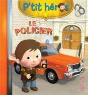 Le policier - Couverture - Format classique