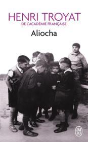 Aliocha - Couverture - Format classique