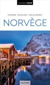 Guides voir ; Norvège - Couverture - Format classique